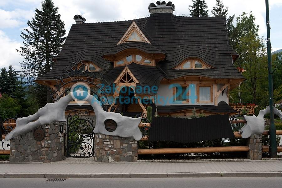architektura w Zakopanem dzisiaj