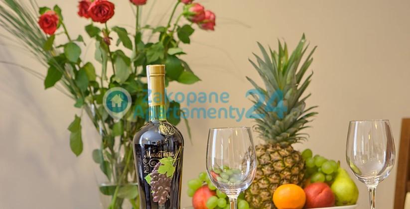 owoce i wino