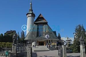 Kościelisko i Krzeptówki - spacer po Zakpaenm