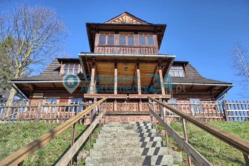 muzeum Kasprowicza Harenda w Zakopanem
