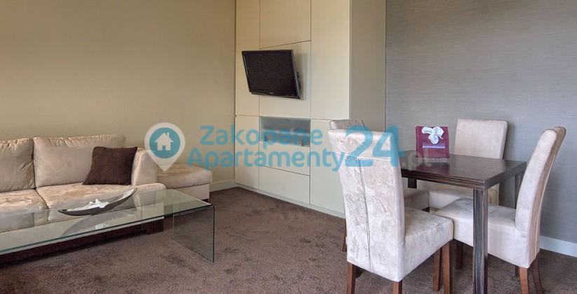 Szymoszkowa 1 apartament salon i jadalnia