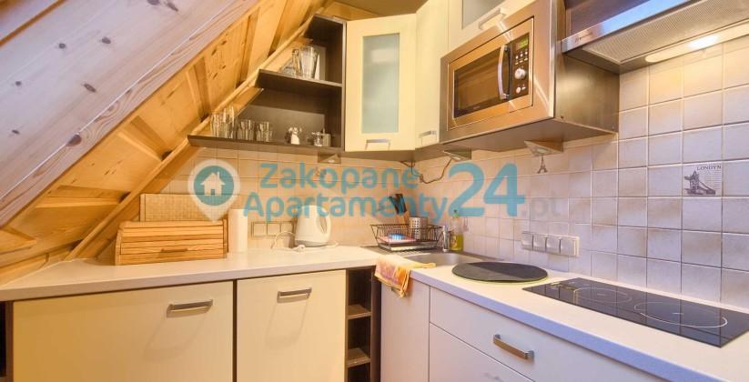 Apartament Tetmajera 1 aneks kuchenny